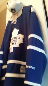 New Toronto Maple Leafs Jersey and cap (Tags still on)