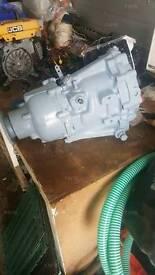 Borgwarner 1.5- 1 gearbox