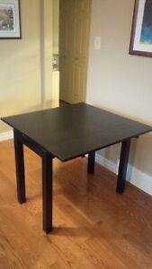 Extendable IKEA Kitchen Table + Chairs