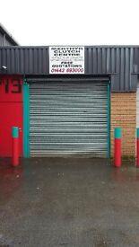 For sale, Merthyr Clutch Centre