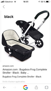 Poussette Bugaboo Frog