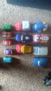 Toddler toy trucks