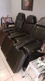 3x Salon/Tattoo chairs free. Collection only from swindon .