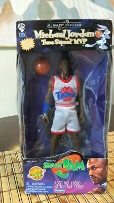 Galaxy Collection Michael Jordan Space Jam Special Ed Basket Ball Figure Doll