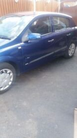 Vauxhall Astra h 1.7 cdti