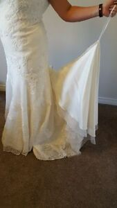 Size 12 Melissa Sweet Wedding Dress London Ontario image 3