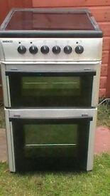 BEKO 50cm Cooker and grillpan
