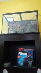 70 Gallon Aquarium Fish Tank.