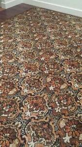 Huge Axminister Rug (265 x 270 cm) Lilyfield Leichhardt Area Preview