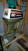 1972 Johnson Outboard