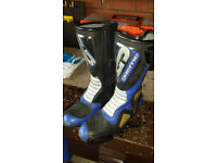 Gaerne Motorcycle Boots.