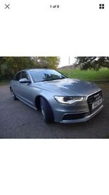 Audi A6 S-Line 2.0 TDI with all extras included