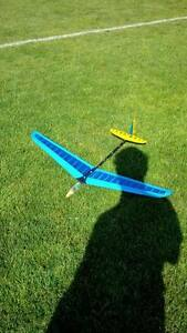 900mm Discus Launch Glider