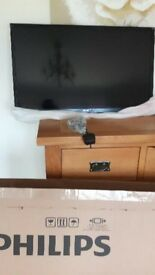32 inch brand new unused Phillips Television
