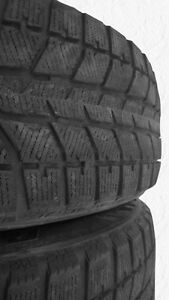 Bridgestone BLIZZAK WS70 215/65R16 98T -with steel rims