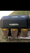 Kubota BX2350 Grass Catcher Casino Richmond Valley Preview