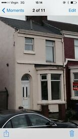 15 Selwyn Street, Walton L4 3TN , 3 bedroom house central heated and double glazed.