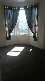 Saltcoats one bedroom upper flat to let