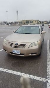 Amazing 2007 Camry One Owner - Winter tires - Safety & Etested