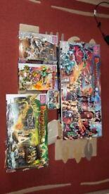 Mega bloks dragons krystal wars bundle