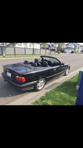 BMW Convertble Classic 325IC