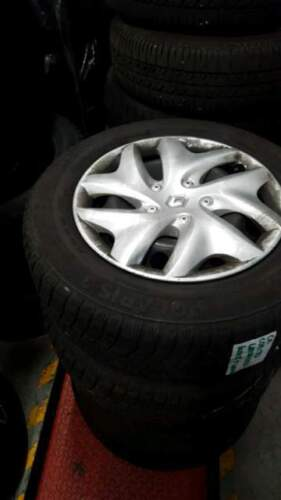 Gomme 195 , 65 , 15 .