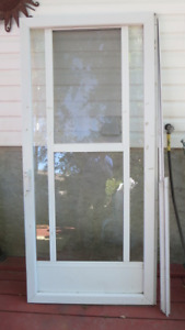 Storm / Screen door