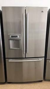 ECONOPLUS WOW LG FRENCH DOOR STAINLESS FRIDGE  899 $ TX INCLUDED