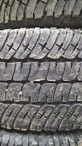 5 Tires - Michelin LTX A/T2 - 275/70 R18 M&S Prince George British Columbia image 6