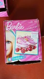 Barbie Skateshoes