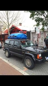1996 Jeep Cherokee AUTO 3 Months WA rego, Roof Rack, Camping Gear Broome Broome City Preview