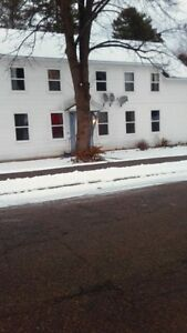 2 Bed Apt, 35 Hillcrest #4, Deep River, On *CNL and DND welcome*