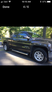 2014 GMC Sierra 1500 SLE with Premium Package and Warranty
