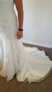 Size 12 Melissa Sweet Wedding Dress London Ontario image 2