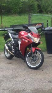 2012 CBR 250 R