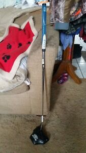 2 BAR hybrid putter golf club for sale- brand new condition