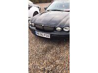 Jaguar X Type 2.0Litre Diesel