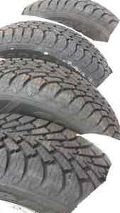 Pneus d'hiver Goodyear winter tires 195/70r14 (99.9% neuf/new)