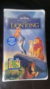Disney VHS Classic - The Lion King Kitchener / Waterloo Kitchener Area image 1