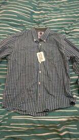 Charles Wilson long sleeve shirt