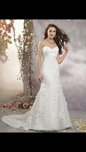 Alfred Angelo wedding gown/dress
