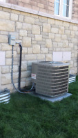 A/C installation from $1,900