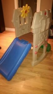 little tykes climber and slide