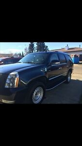2007 Cadillac Escalade Leather SUV, Crossover