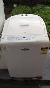 6.5 kg LG Top washing machine   they are in good working order, NI   d