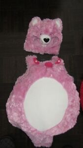 Adorable Pink Cat Costume 18-24 months - $10