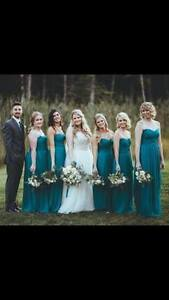 DAVIDS BRIDAL BRIDESMAIDS DRESS