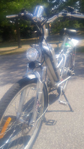 STRONG BICYCLE Ebike 36 volt and cable lock with keys
