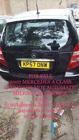 MERCEDES-BENZ A150 1.5 ELEGANCE SE