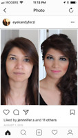 EYE KANDY BY FERZI: Esthetics, Hair Styling and Make Up Services